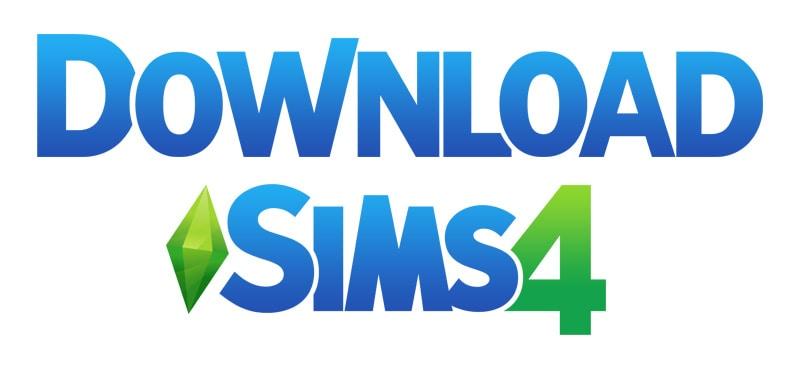 Download Sims 4 logo
