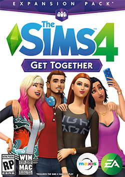 Expansion Pack The Sims 4 Get Together
