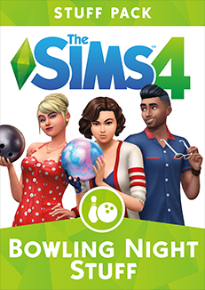 Download Stuff Pack Sims 4 Bowling Night Stuff