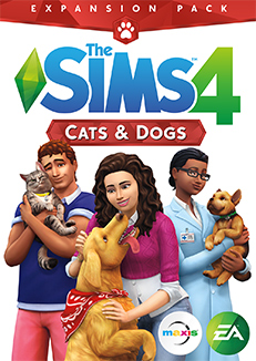 Download Expansion Pack Sims 4 Cats & Dogs