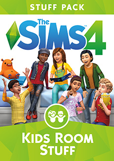 Available right now: stuff pack The Sims 4 Kids Room Stuff