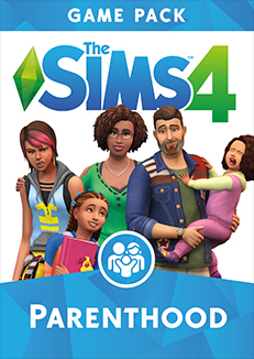 Available right now: game pack The Sims 4 Parenthood Game Pack