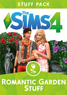 Download Stuff Pack Sims 4 Romantic Garden Stuff
