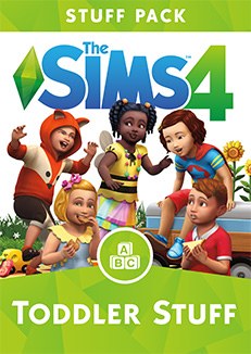 Available right now: stuff pack The Sims 4 Toddler Stuff