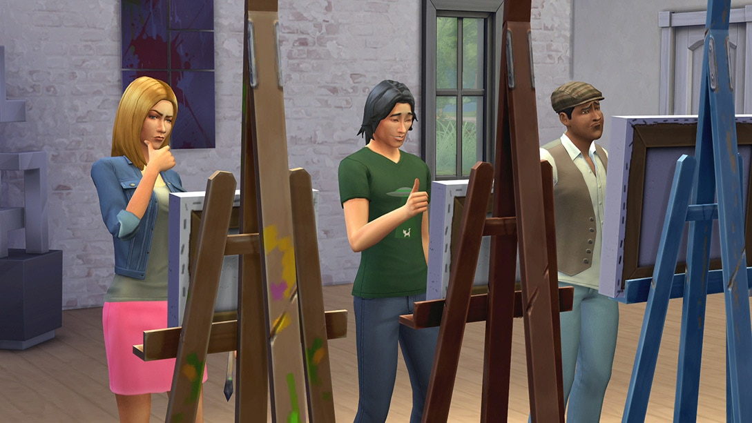 Download The Sims 4 base game