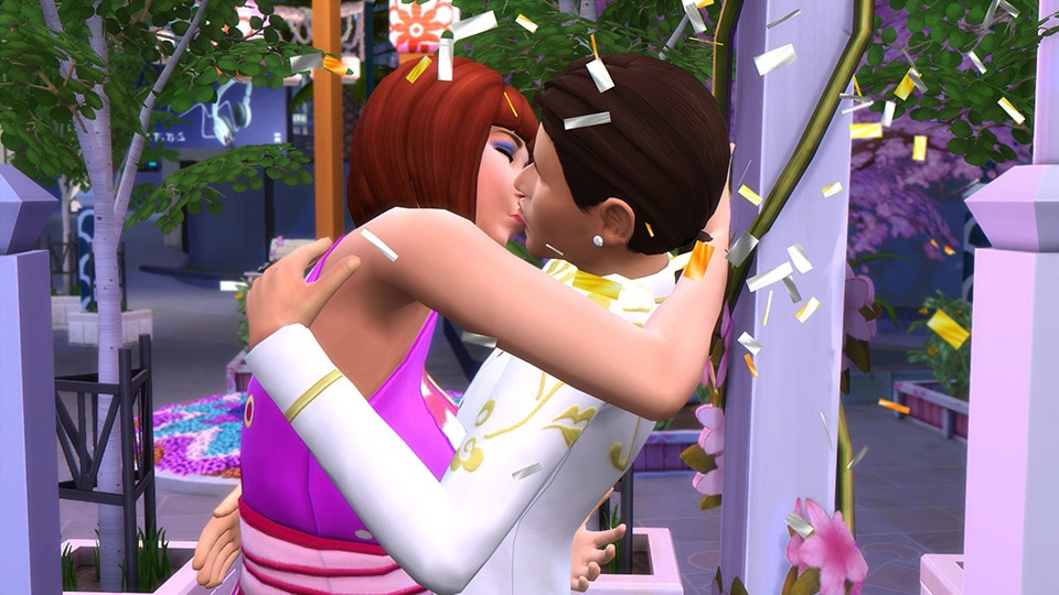 Download expansion pack The Sims 4 City Living
