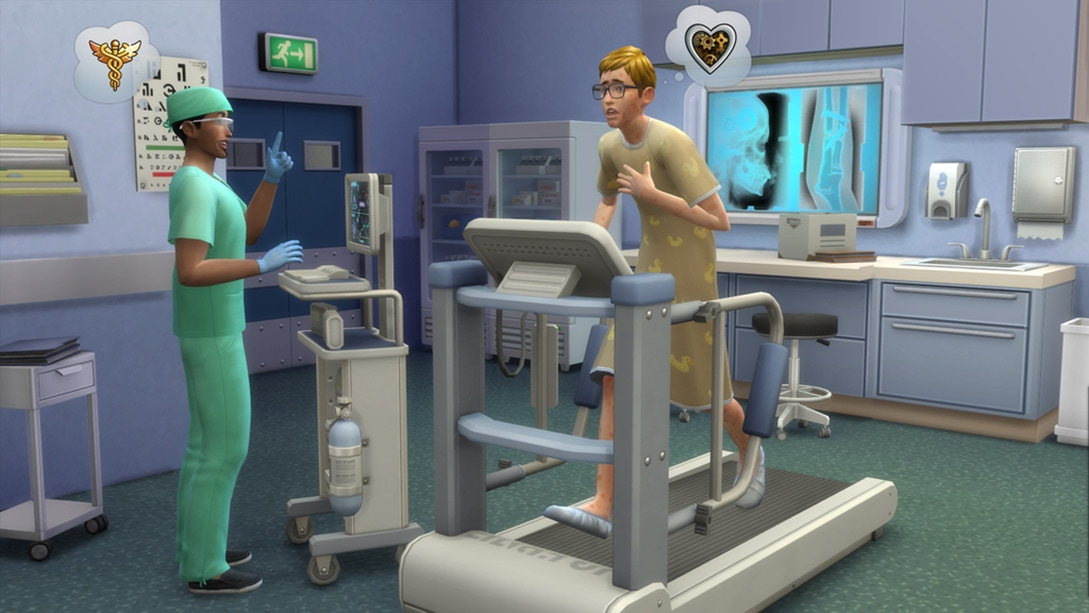 Download expansion pack The Sims 4 Get to Work