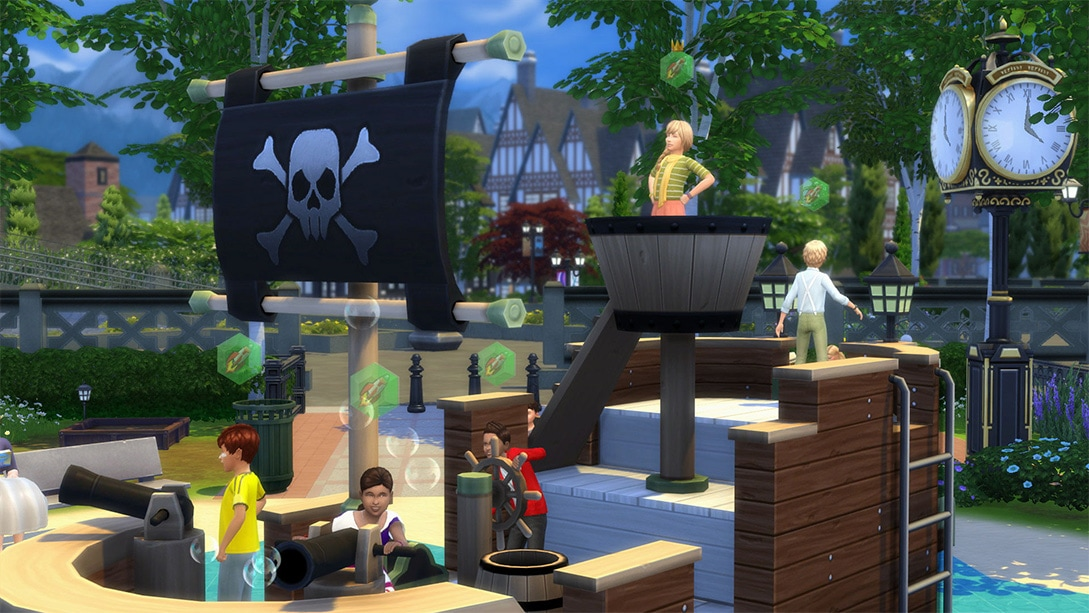 Download expansion pack The Sims 4 Get Together