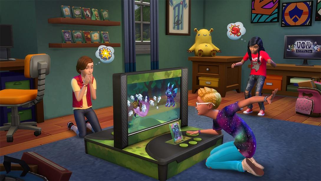Download stuff pack The Sims 4 Kids Room Stuff