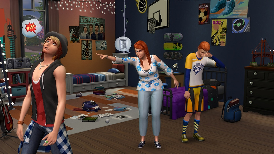 Download game pack The Sims 4 Parenthood