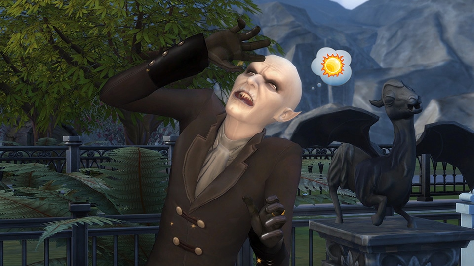 Game pack The Sims 4 Vampires