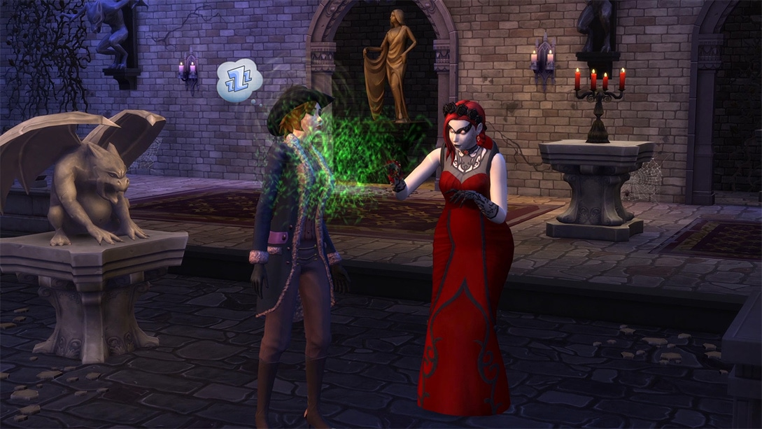Download game pack The Sims 4 Vampires