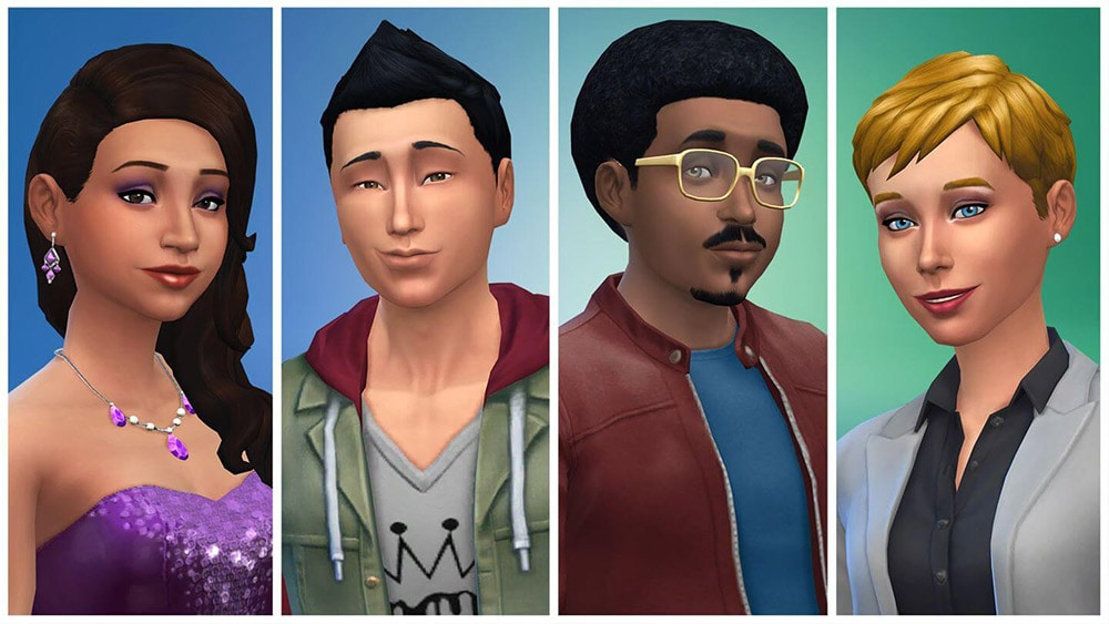 Sims 4 console version for Xbox One and PlayStation 4