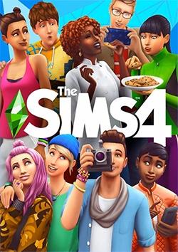 Sims 4 box shot