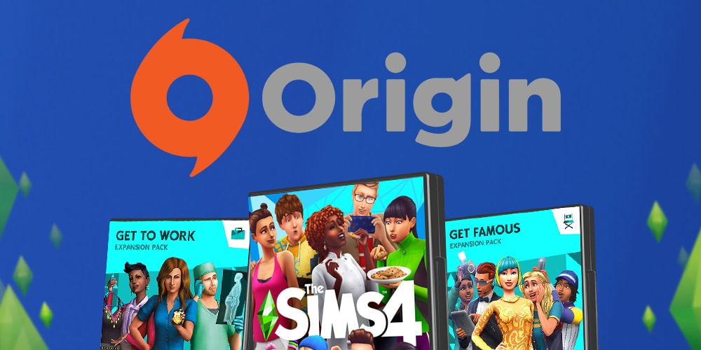 Download Sims 4 games for PC and Mac at Origin